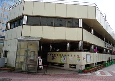 蒲田駅西口自転車駐車場