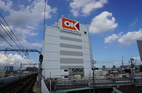 OKストア(雑色駅前)