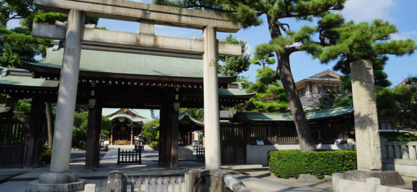 六郷神社(総鎮守)