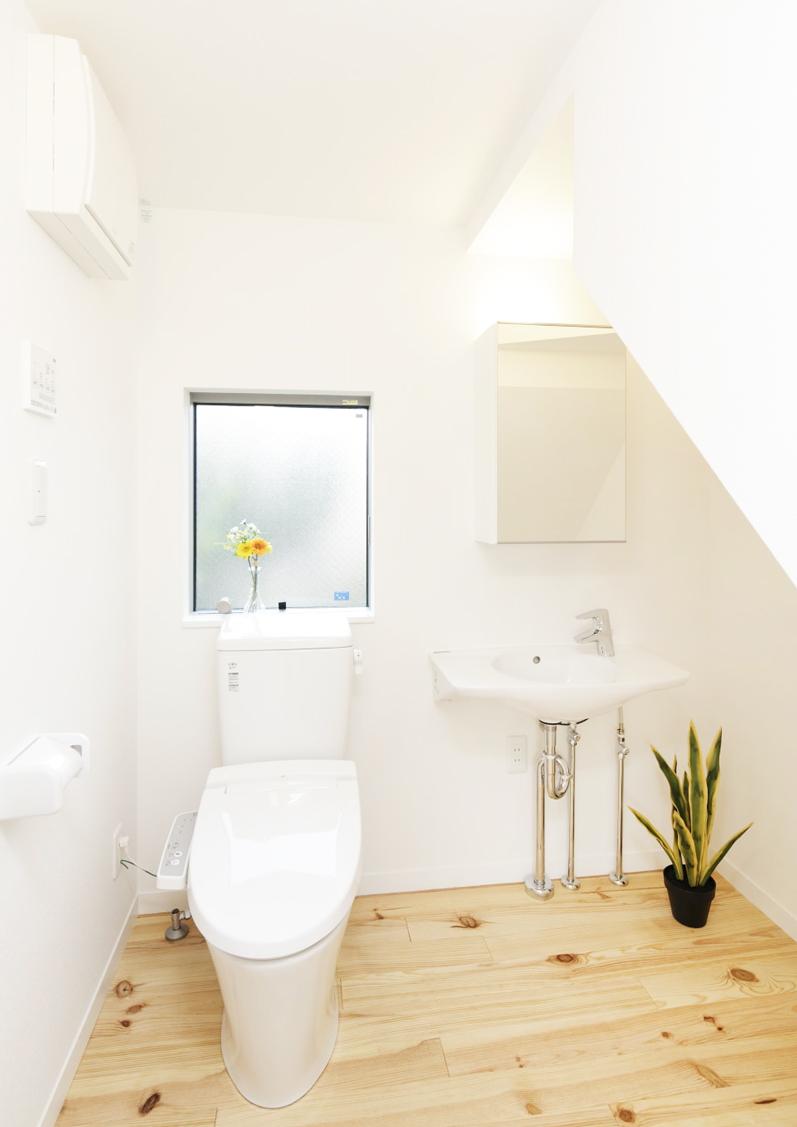 205号室洗面トイレ