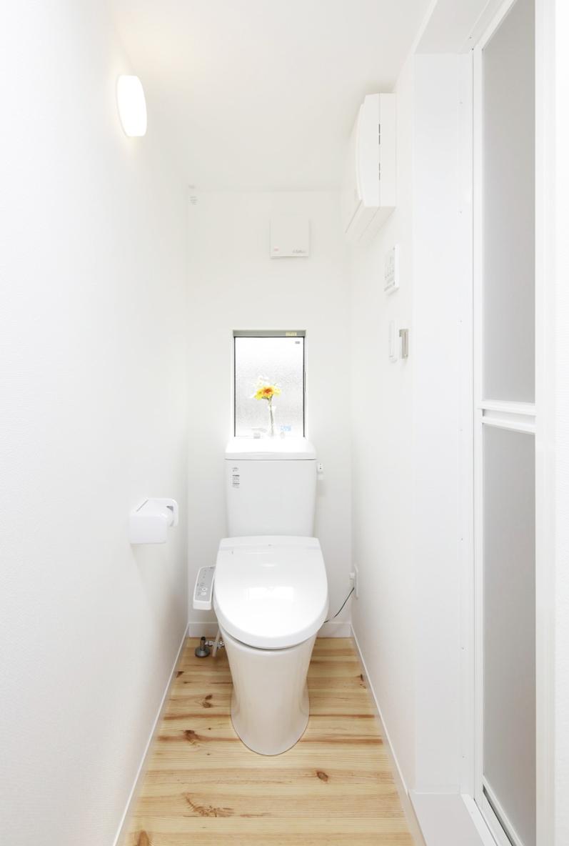 301号室トイレ